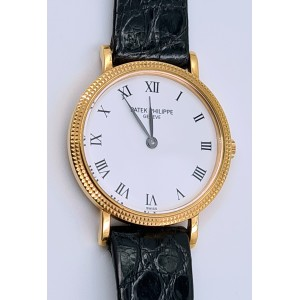 Patek Philippe Calatrava Lady 18k NEW OLD STOCK
