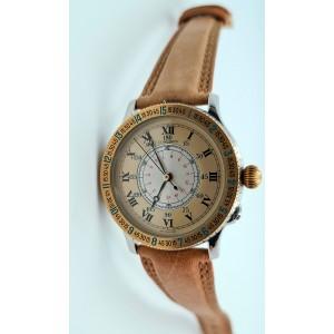 Longines Lindbergh Hour Angle NEW OLD STOCK