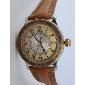 Longines Lindbergh Hour Angle NEW OLD STOCK  33mm